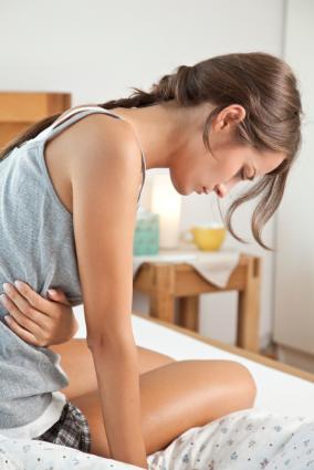 Teen stomach pain