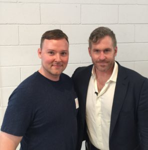 Gorilla Mindset Seminar with Mike Cernovich in Santa Monica